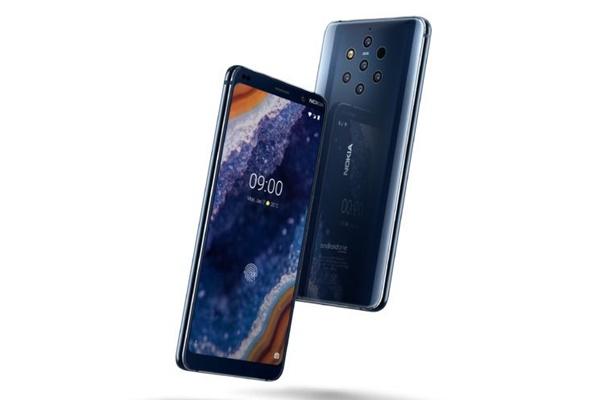 Cảm biến vân tay của Nokia 9 PureView bị đánh bại đơn giản bởi kẹo cao su