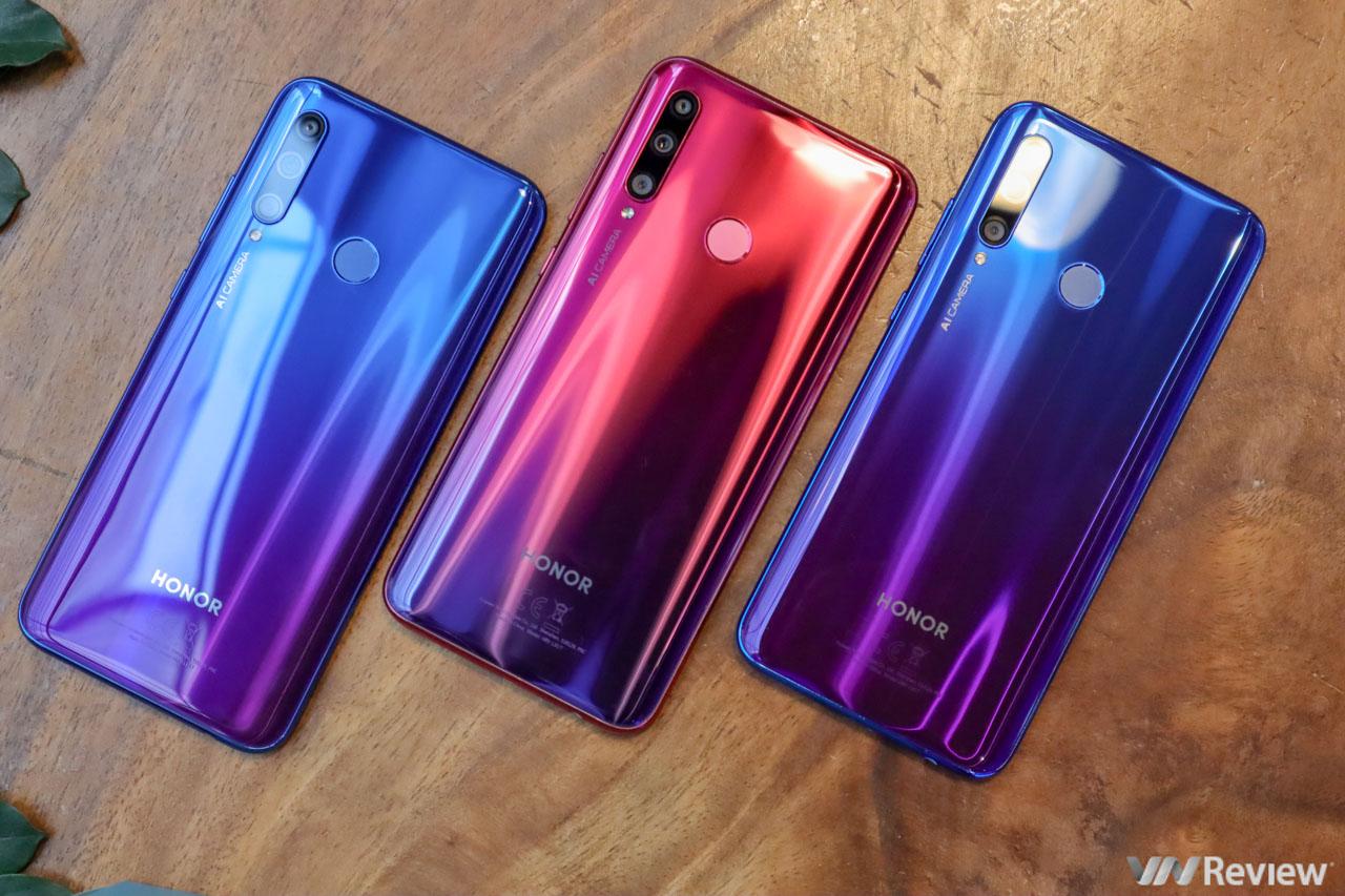 Trên tay Honor 20 Lite: bản rút gọn của Huawei P30 Lite, có góc siêu rộng và selfie 32MP, giá 6 triệu đồng