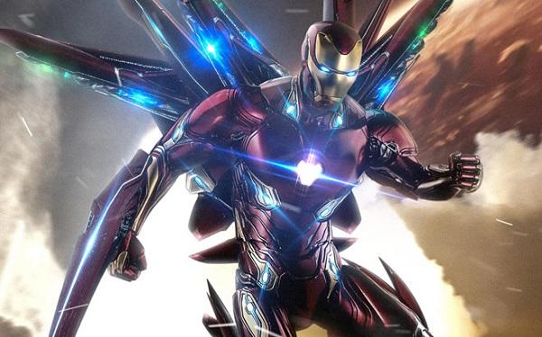 Bộ giáp của Iron man và dàn anh hùng có gì đặc biệt trong 'Endgame'?