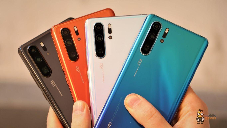 Đây là lý do camera của Huawei P30 Pro thua toàn diện Galaxy S10+ và iPhone XS ở điều kiện sáng thông thường