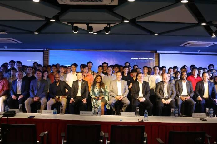 200 sinh viên công nghệ được giao lưu cùng các CxO hàng đầu thế giới