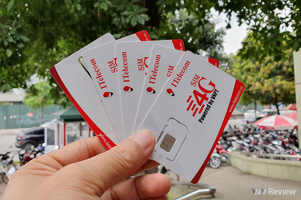 Việt Nam có mạng di động ảo đầu tiên: nhà mạng ITelecom, đầu số 087, có gói cước riêng cho công nhân