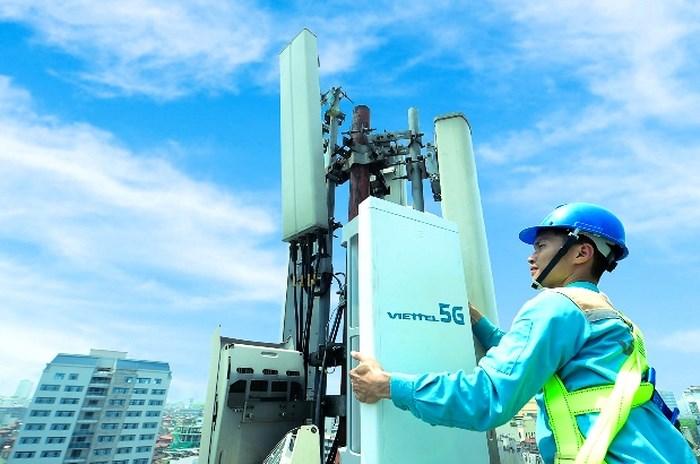 Viettel tích hợp thành công hạ tầng phát sóng 5G đầu tiên tại Việt Nam