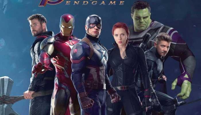 'Avengers: Endgame' 1,2GB bị chia sẻ chóng mặt trên mạng
