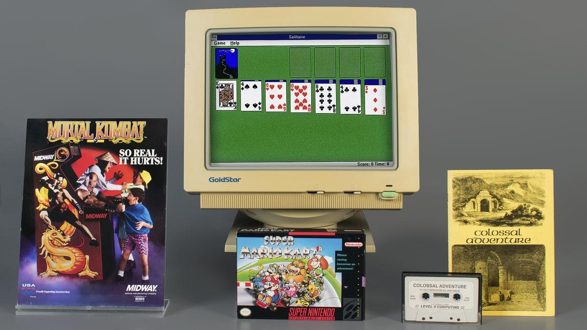 Game xếp bài Microsoft Solitaire được vinh danh trong Đại sảnh Danh vọng Trò chơi điện tử thế giới