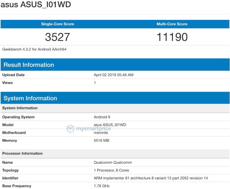 Asus nhá hàng ZenFone 6 với thiết kế không viền và không tai thỏ