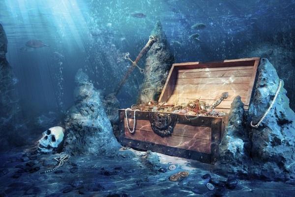 Có bao nhiêu vàng trong nước biển?