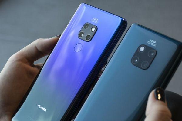 Huawei Mate 30 Pro sở hữu cấu hình khủng: Màn hình OLED 6.7 inch, 4 camera, sạc nhanh 55W?