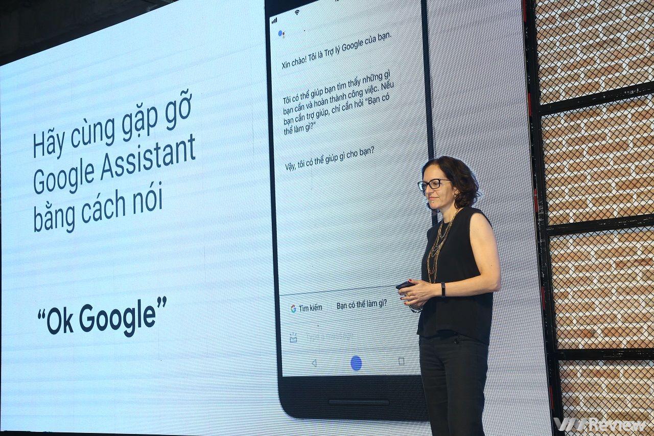 Google chính thức ra mắt trợ lý ảo Google Assistant Tiếng Việt, vẫn chưa hỗ trợ Google Home và lệnh thoại Ok Google