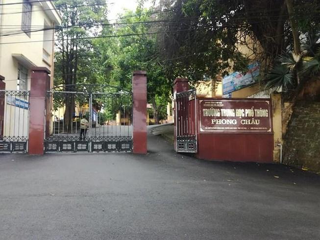 Công an điều tra thông tin mạng: nam sinh lớp 10 làm 4 bạn gái mang bầu ở Phú Thọ