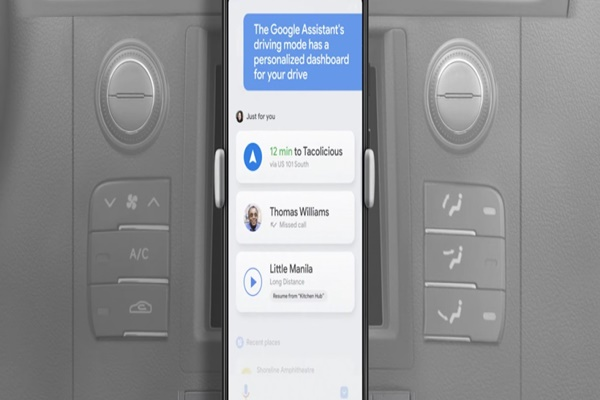 Google Assistant mới nhanh hơn, thông minh hơn, có thể bật A/C trên xe ô tô từ xa