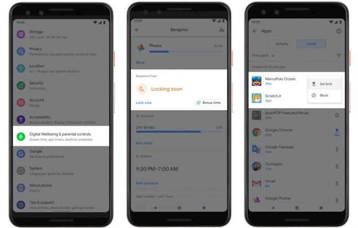 Android 10 Q thêm điều hướng bằng cử chỉ mới, Night Mode, hỗ trợ điện thoại có thể gập lại và 5G
