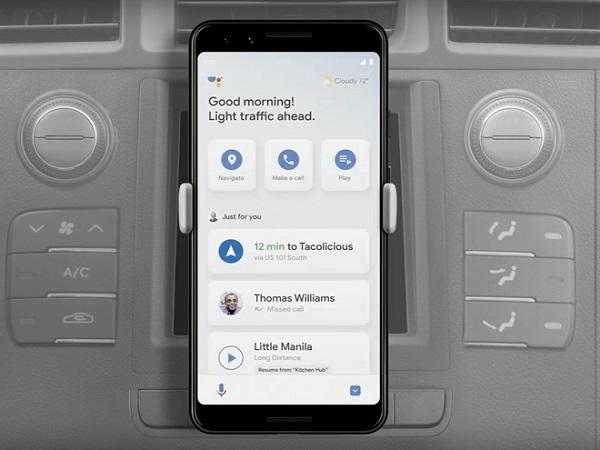 Google Assistant được cập nhật tính năng mới, biết cả nhà mẹ bạn ở đâu