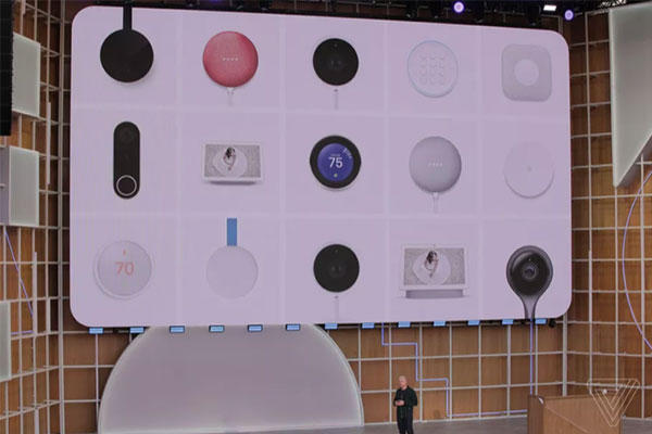 Toàn bộ dòng sản phẩm Google Home chính thức có tên mới: Google Nest