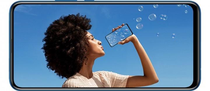 Huawei P smart Z chính thức ra mắt: màn hình 6.59 inch, camera pop-up