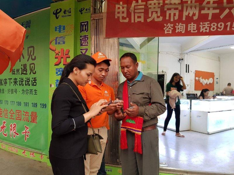 Viettel tại Myanmar đã vượt mốc 5,5 triệu khách hàng, đứng thứ ba thị trường