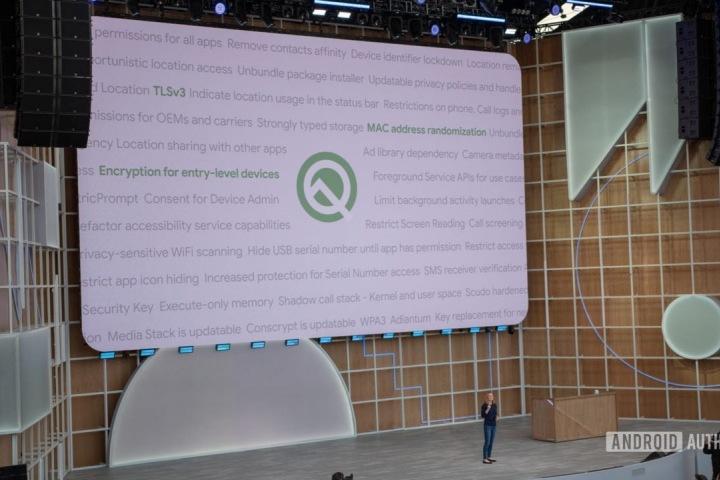 Google sẽ không ép các OEM sử dụng hệ thống điều hướng cử chỉ mới của Android Q