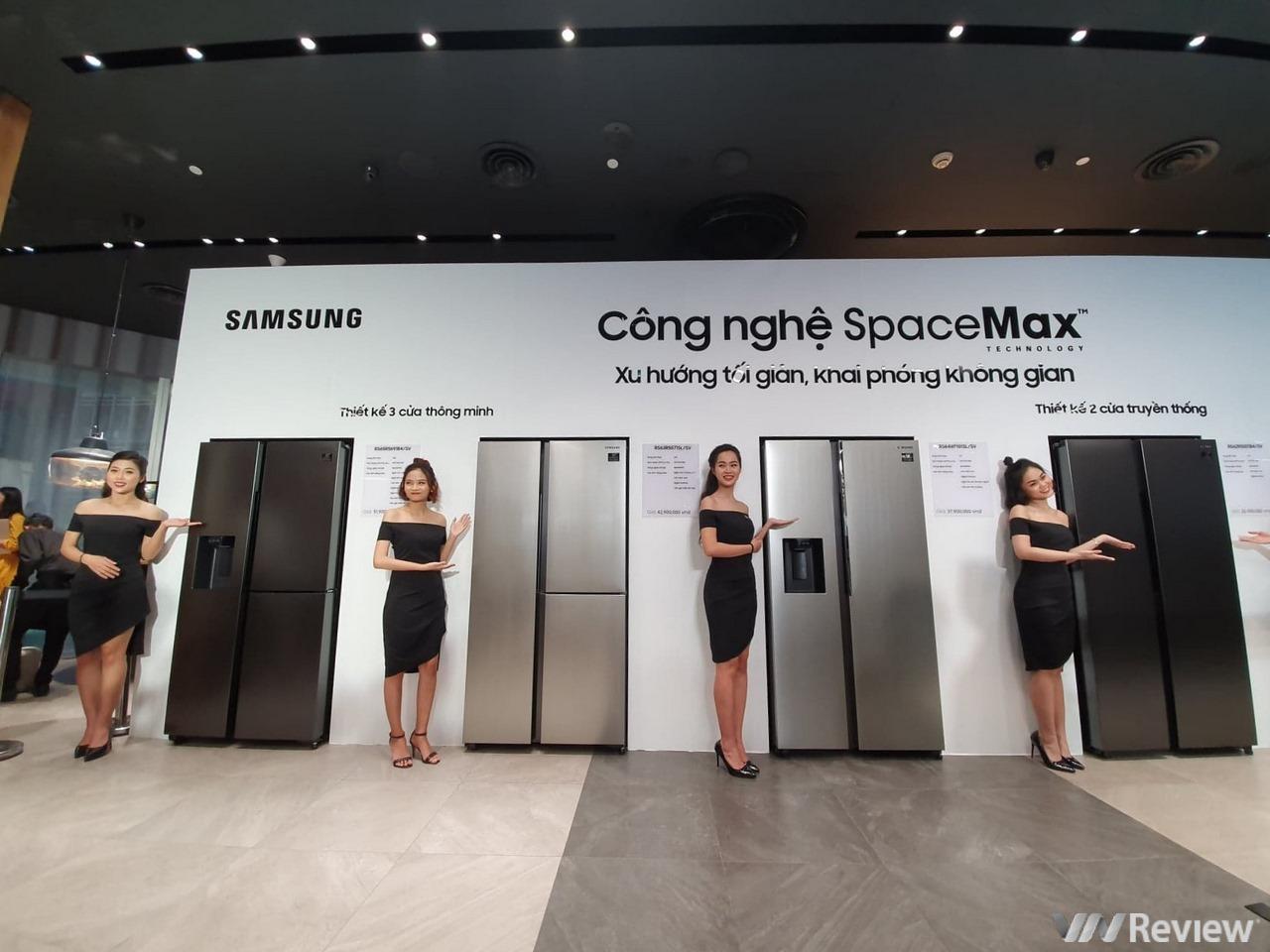 Samsung ra mắt dòng tủ lạnh