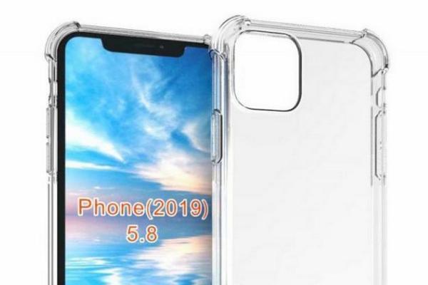 Ảnh ốp lưng phô bày thiết kế của iPhone OLED và iPhone XR 2019