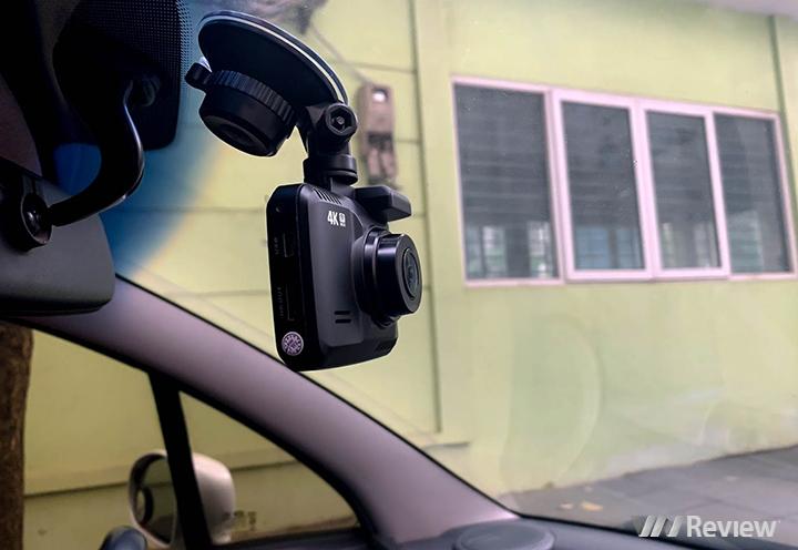 Trải nghiệm camera hành trình Cacago BM03: nhỏ gọn, giá mềm 2,39 triệu đồng