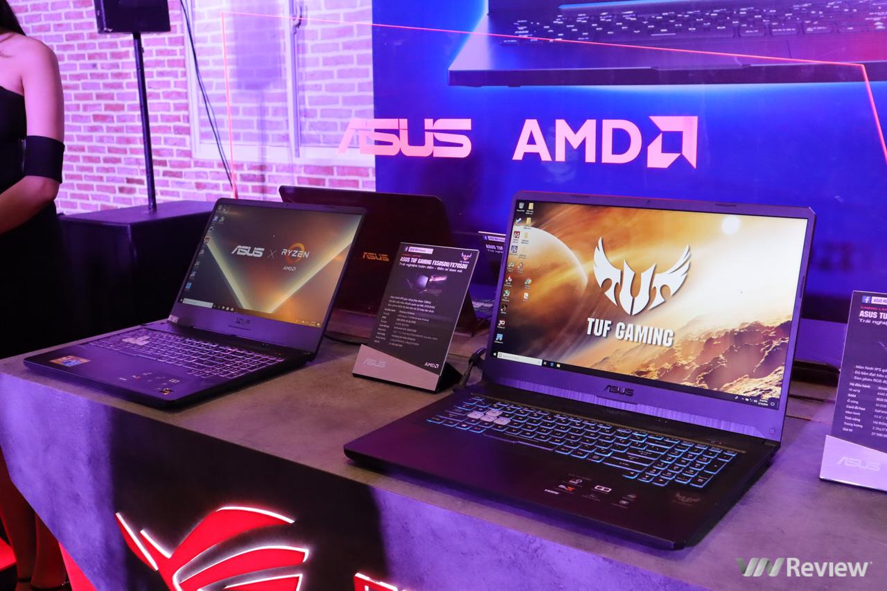 Asus trình làng loạt laptop trang bị AMD Ryzen Mobile thế hệ mới nhất tại VN: cải thiện lớn về hiệu năng, thời lượng pin, giá từ 8,49 triệu đồng