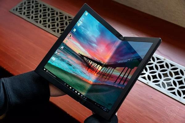 Lenovo công bố prototype ThinkPad màn hình gập đầu tiên trên thế giới