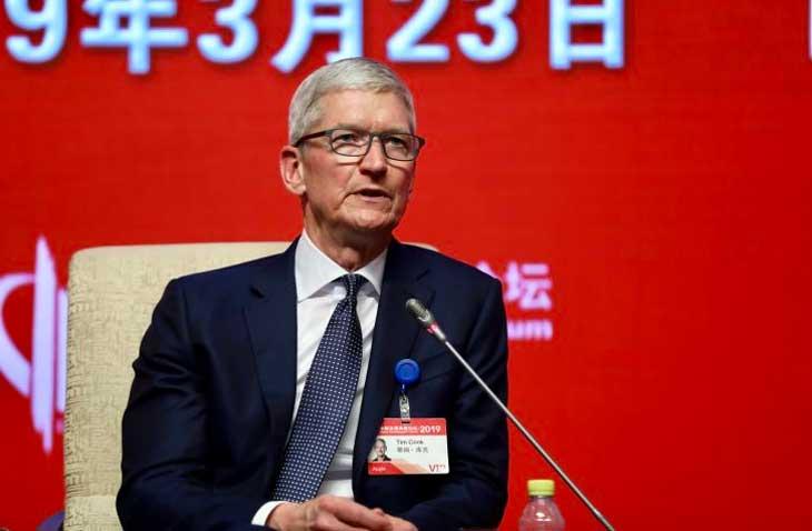 Apple ảnh hưởng vì cuộc chiến thương mại Mỹ Trung leo thang