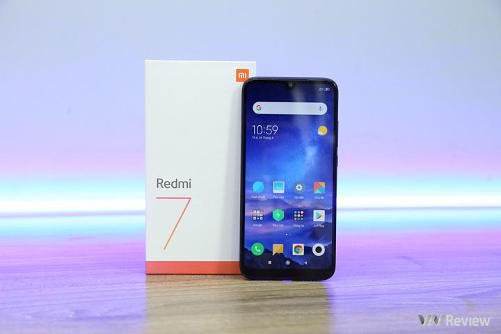 Đánh giá Redmi 7: nâng cấp mạnh so với Redmi 6