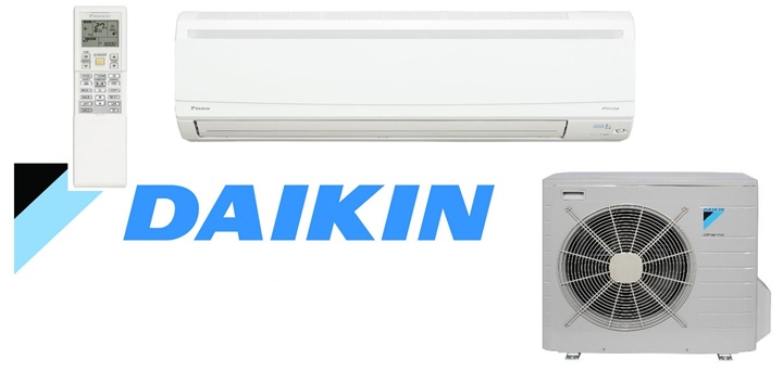 Điều hòa Daikin 1 chiều 9000btu giá bao nhiêu?