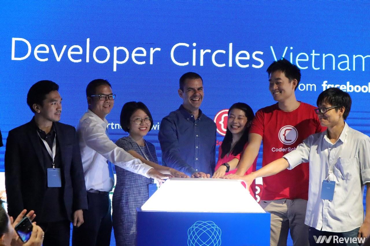 Facebook lần đầu tiên tổ chức Developer Circles Vietnam Innovation Challenge: đào tạo hoàn toàn miễn phí cho 800 sinh viên Việt Nam