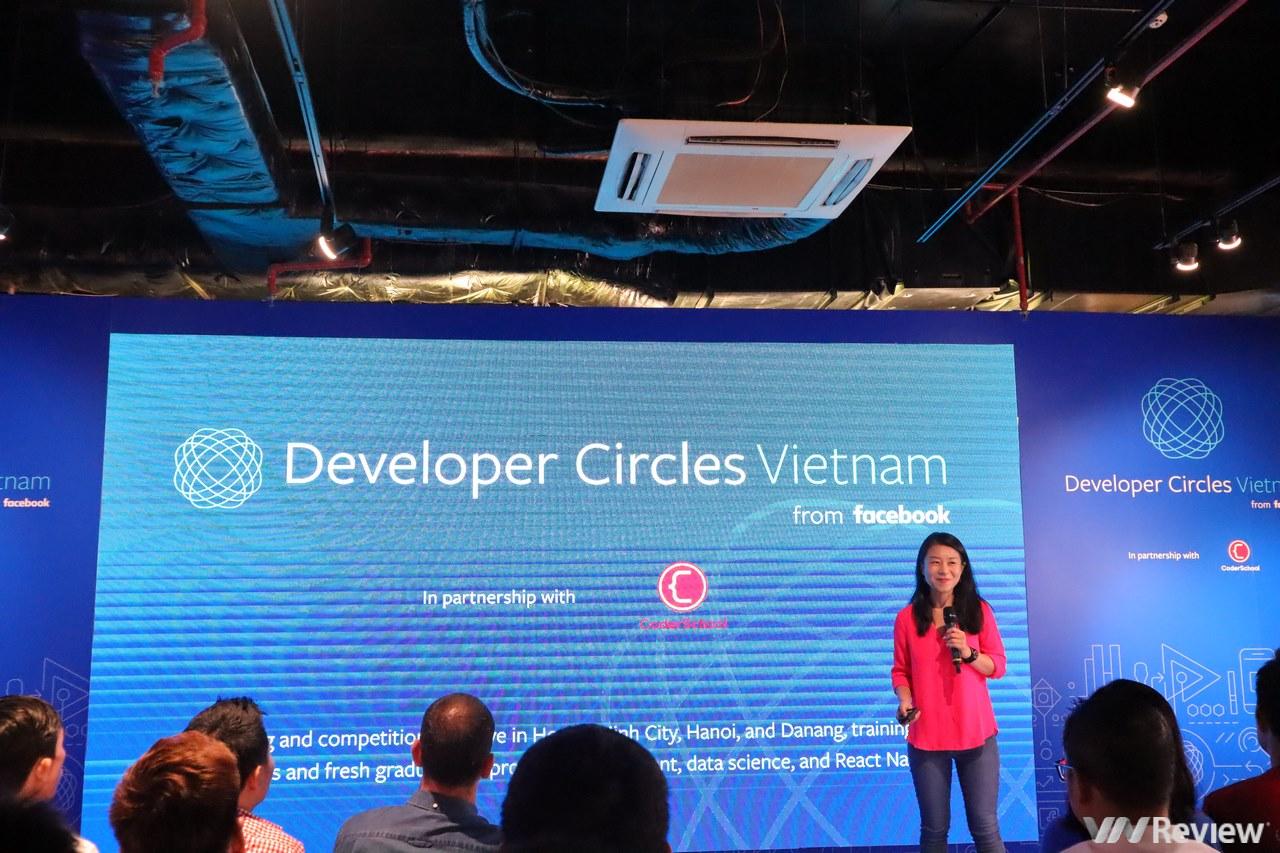 Facebook lần đầu tiên tổ chức chương trình Developer Circles Vietnam Innovation Challenge: đào tạo hoàn toàn miễn phí cho 800 sinh viên Việt Nam