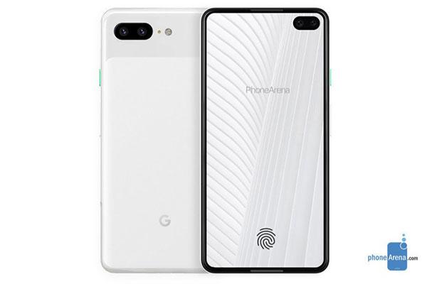 Google Pixel 4 sẽ có màn nốt ruồi giống S10+, không còn nút vật lý?