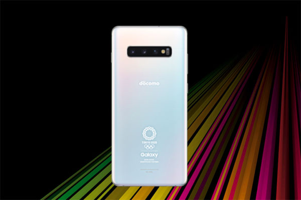 Samsung giới thiệu Galaxy S10+ bản đặc biệt chào mừng Olympic 2020