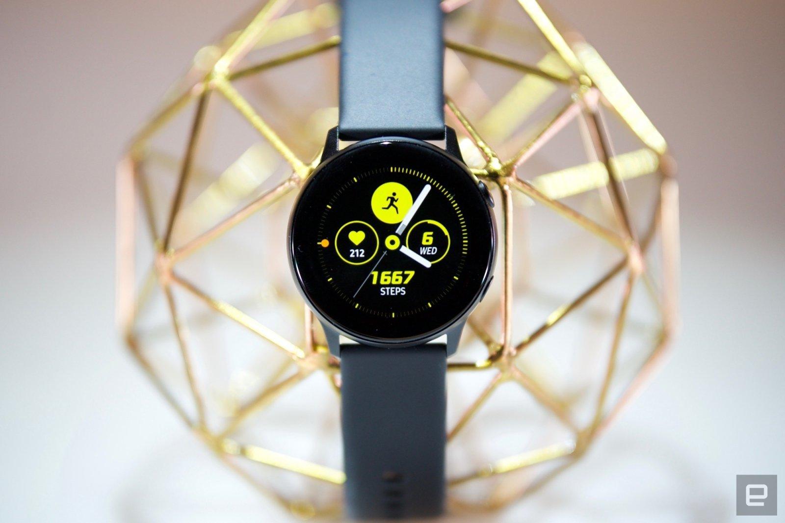 Smartwatch Samsung đời cũ sẽ có các tính năng mới của Galaxy Watch Active
