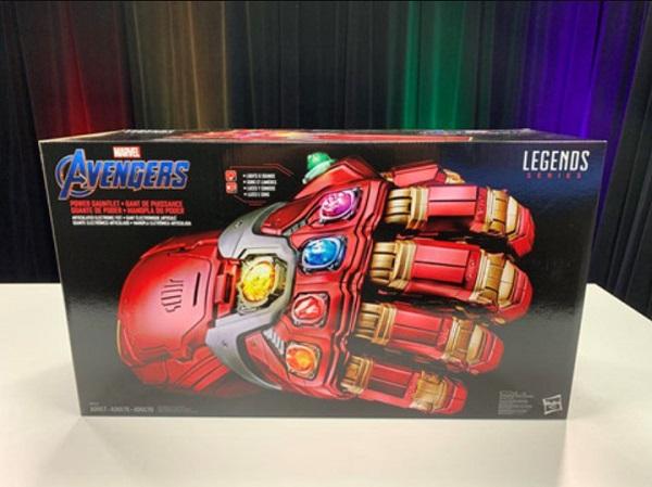 Bỏ 100 USD, bạn có thể thực hiện cú búng tay thần thánh của Thanos