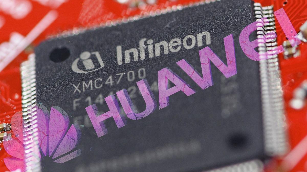 Sau Google, Intel và Qualcomm, công ty Infineon tại Đức cũng ngưng hợp tác với Huawei