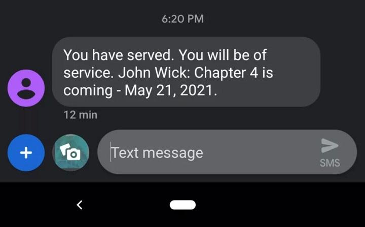 John Wick 3 mới khởi chiếu chưa lâu, John Wick 4 đã có ngày khởi chiếu chính thức