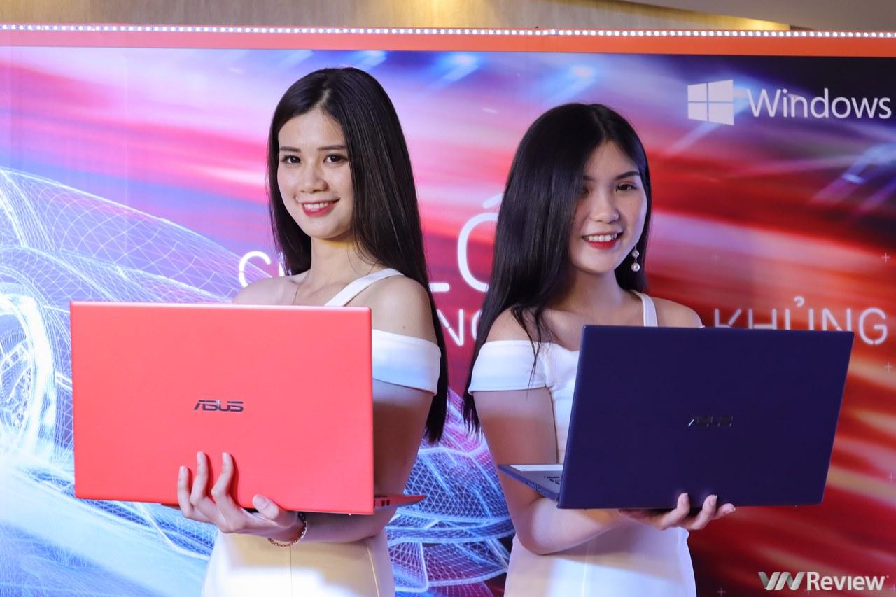 Asus ra mắt bộ đôi ultrabook mỏng nhẹ, nhiều màu sắc VivoBook 14/15 tại VN, giá khởi điểm từ 11,99 triệu đồng
