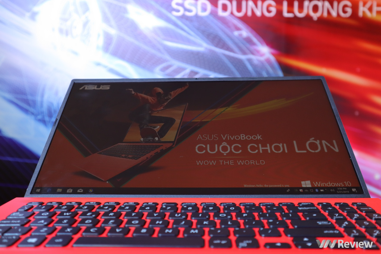 Trên tay Asus Vivobook 14/15 vừa ra mắt tại VN