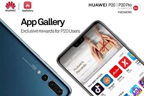 Huawei bí mật nhờ các nhà phát triển viết ứng dụng riêng từ năm 2018 để tránh bị Mỹ gây sức ép