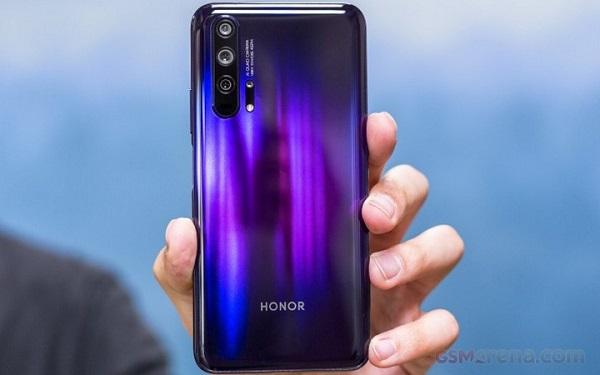 Honor 20 và Honor 20 Pro ra mắt: 4 camera sau, lần đầu có camera macro chuyên dụng, khẩu f/1.4 lớn nhất hiện nay