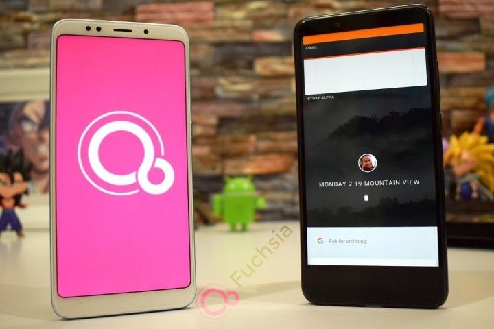 Trùng hợp bất ngờ: hệ điều hành thay thế Android của Huawei có nhiều nét tương đồng với Fuchsia OS