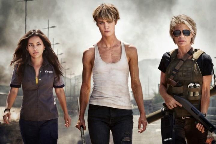 """""""Terminator: Dark Fate"""" tung trailer đầu tiên, Linda Hamilton trở lại với vai Sarah Connor"""