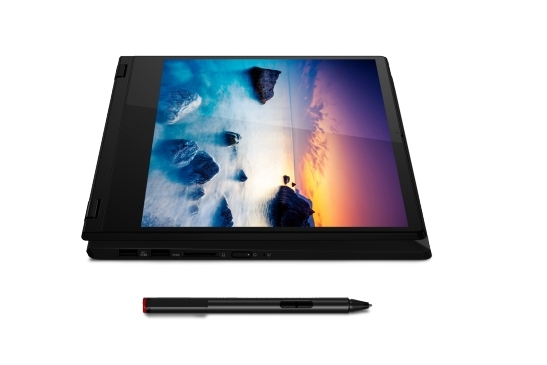 Lenovo trình làng IdeaPad C340: laptop 2 trong 1 hỗ trợ bút cảm ứng, giá từ 15,49 triệu đồng