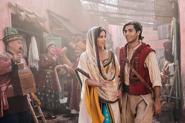 'Aladdin' - xua tan nỗi nghi ngờ bằng sự màu nhiệm và hoành tráng