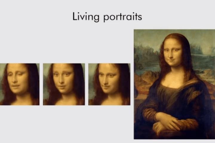 Chỉ cần một tấm ảnh tĩnh, AI của Samsung có thể tạo ra cả một clip bạn đang nói cười như thật