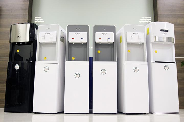 FujiE ra mắt 4 cây nước nóng lạnh mới làm lạnh bằng công nghệ Block, giá từ 1.79 triệu đồng