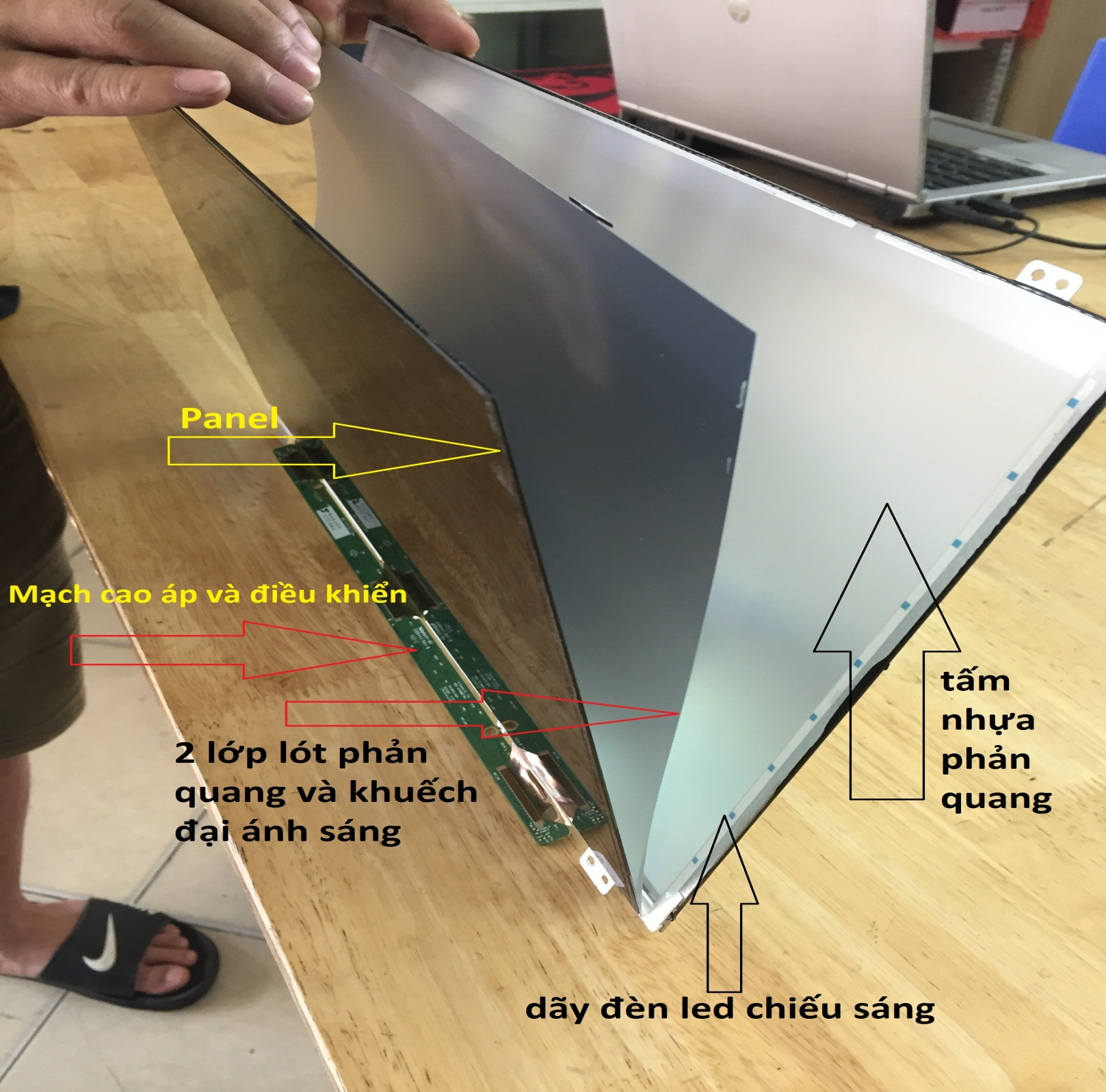 5 lỗi màn hình laptop có thể tự sửa, không cần thay mới