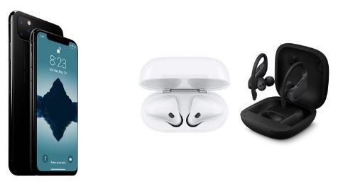 iPhone 2019 có thể hỗ trợ Bluetooth kép