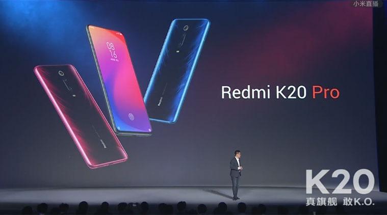 Xiaomi ra mắt Redmi K20 và Redmi K20 Pro